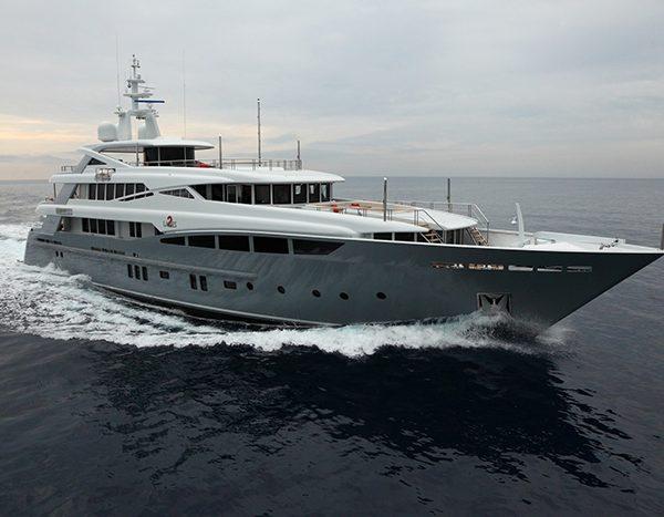 Yacht 2 Ladies