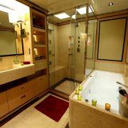 2 Ladies master bathroom