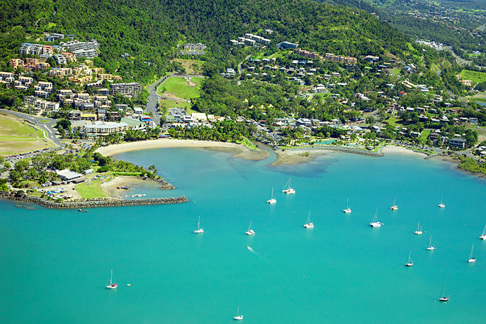 Airlie Beach Hook Island