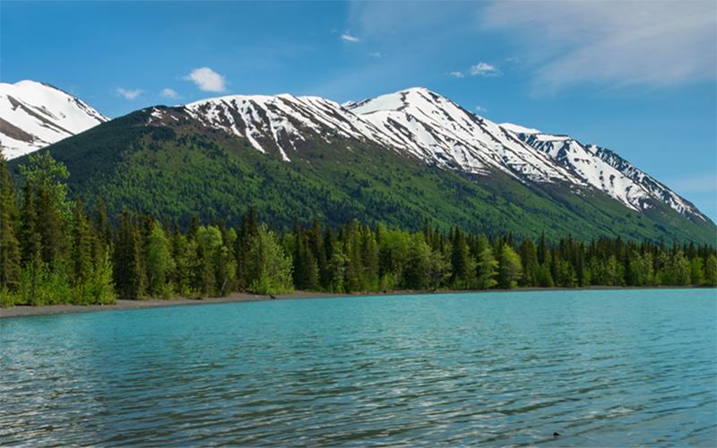 Alaskan Itinerary