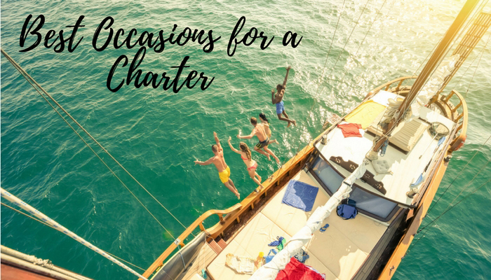 Best Occasions for a Charter banner