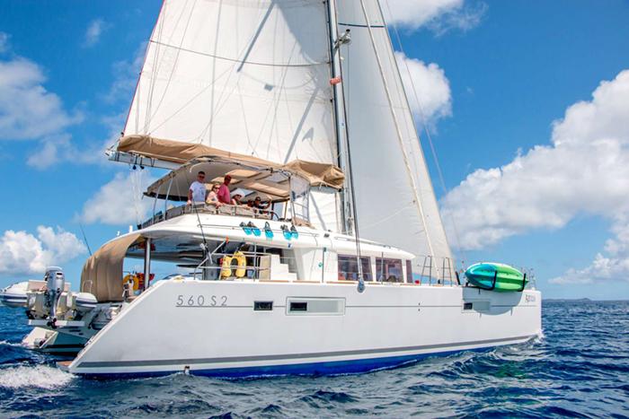 Catamaran AZULIA II main image