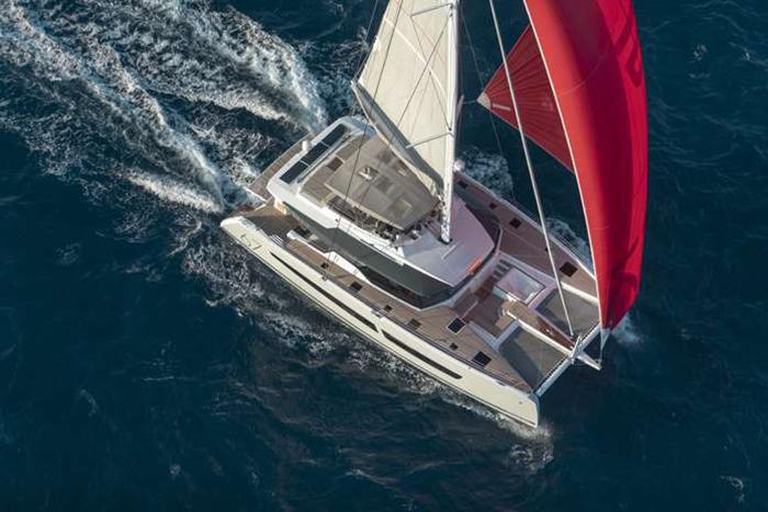 Catamaran Aloia