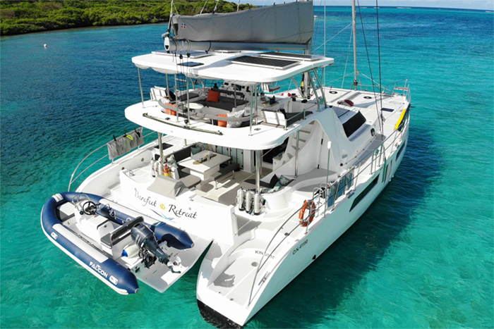 Catamaran BAREFEET RETREAT main image