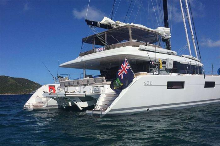 Catamaran Bagheera