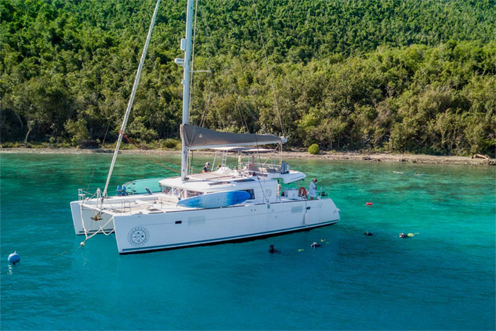 Catamaran GREAT ADVENTURE main image