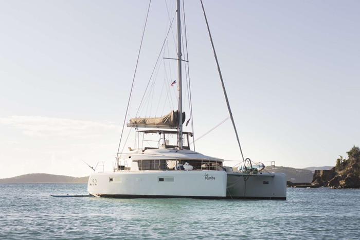 Catamaran RUMBA main image