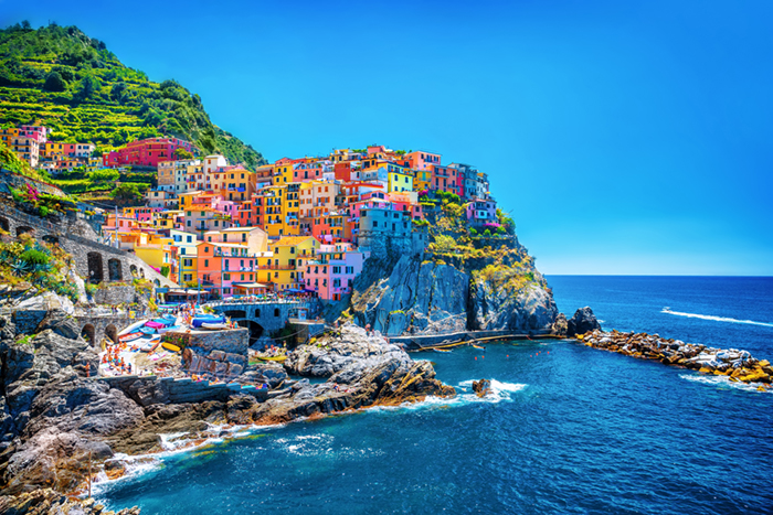 Cinque Terre yacht charters