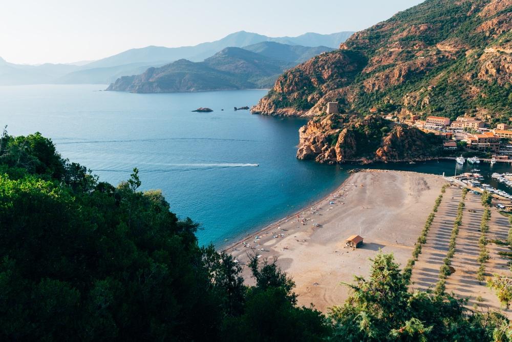 Mediterranean Yacht Charter - Corsica