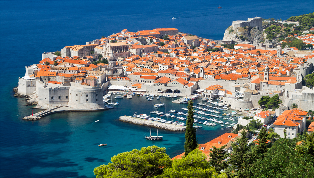 Dubrovnik yacht charters main image