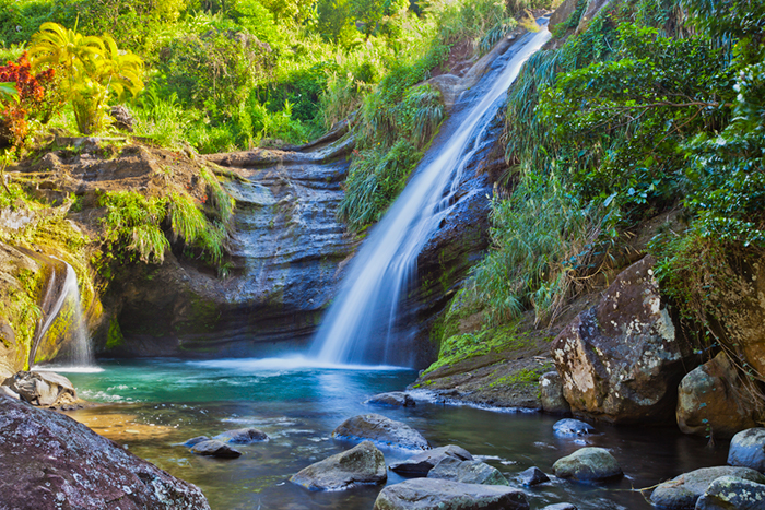 Grenada falls