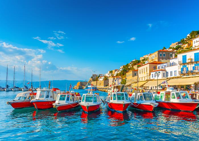 Hydra yacht charters