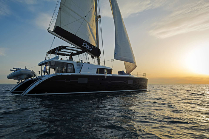 Idea catamaran main image