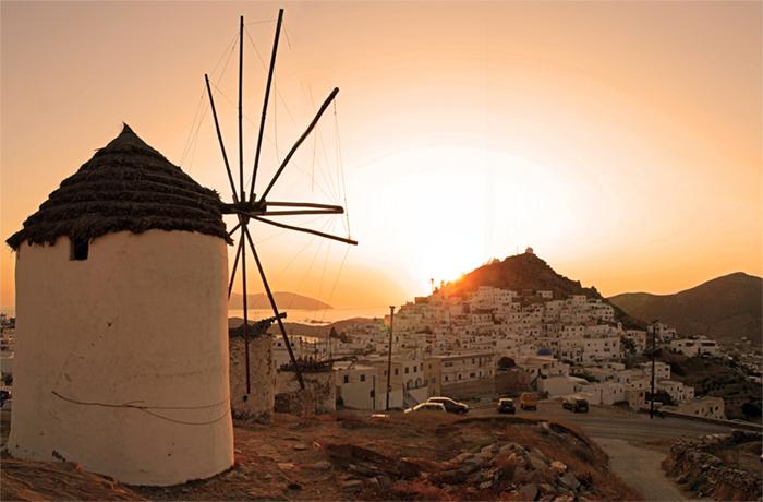 Ios windmill