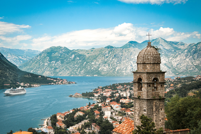 Kotor Montenegro yacht charters