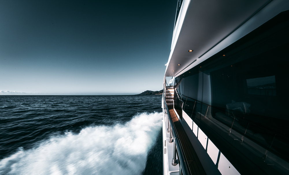 Charter Cannes - Super Yacht Image