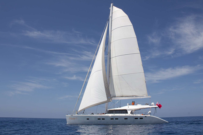 Maitai catamaran