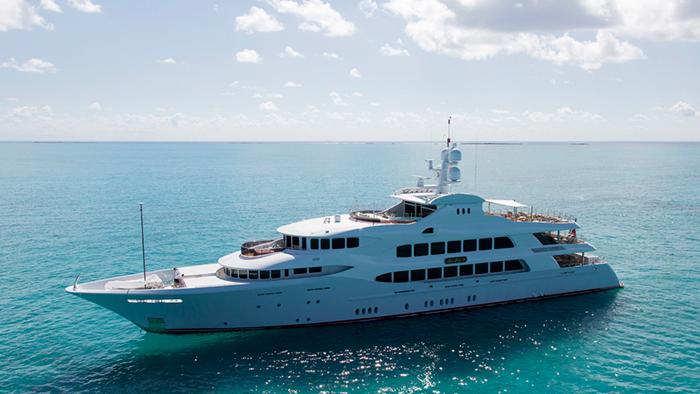 Mia Elise II Yacht