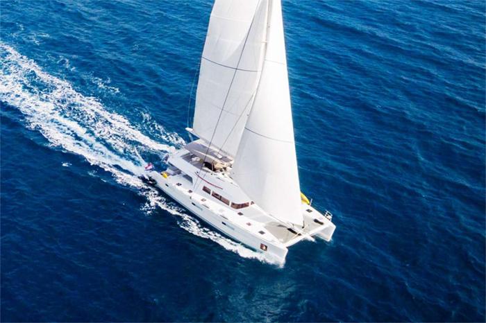 My Destiny catamaran
