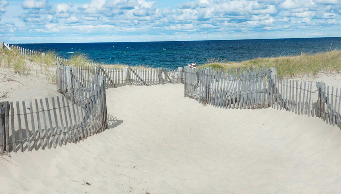 New England prettiest beaches