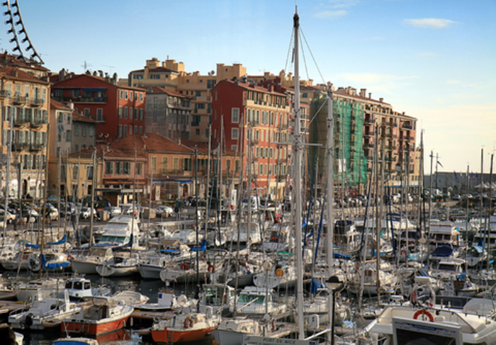 Nice France yacht charters