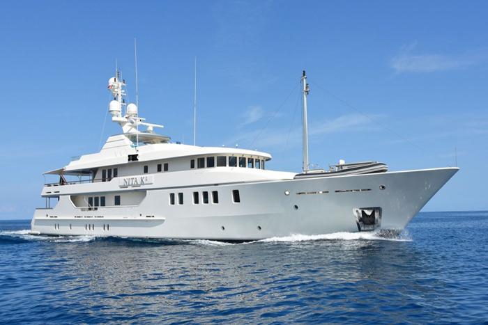 Nita K II Yacht