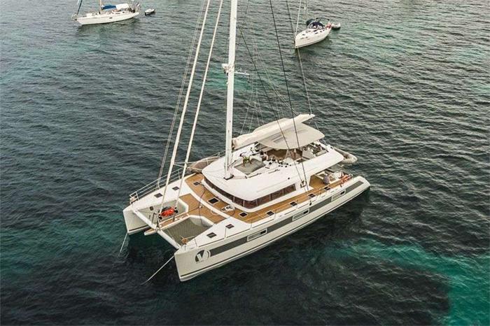 Ocean View catamaran