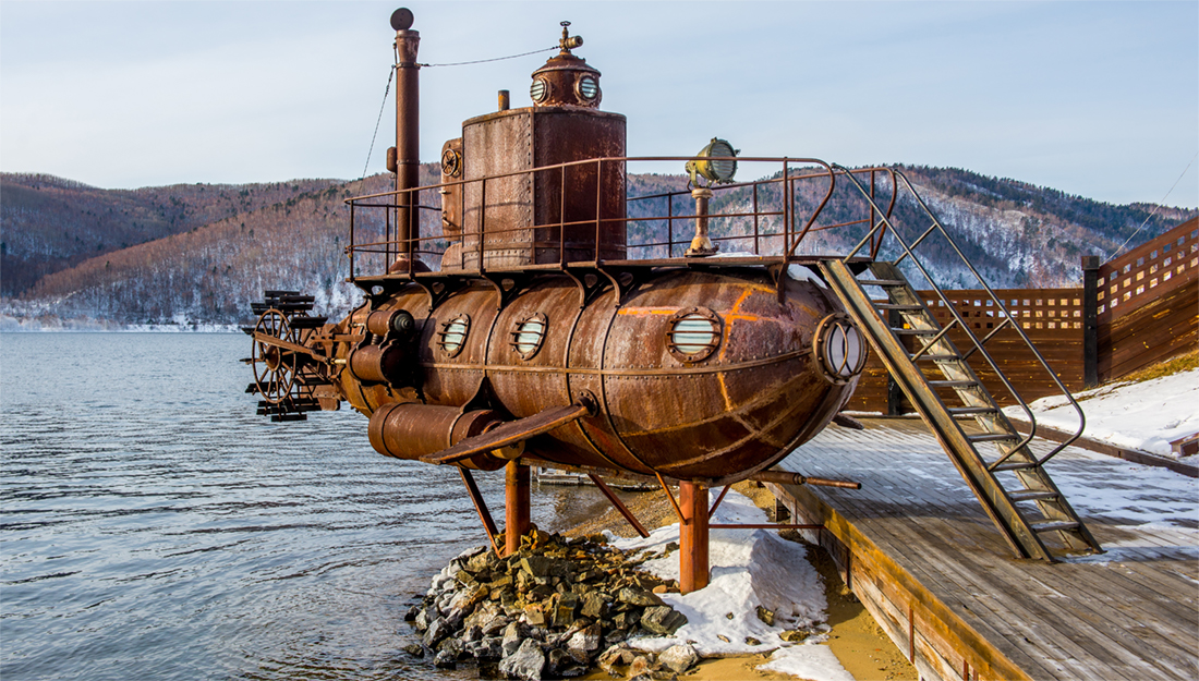 A History of Submarines and U-Boats