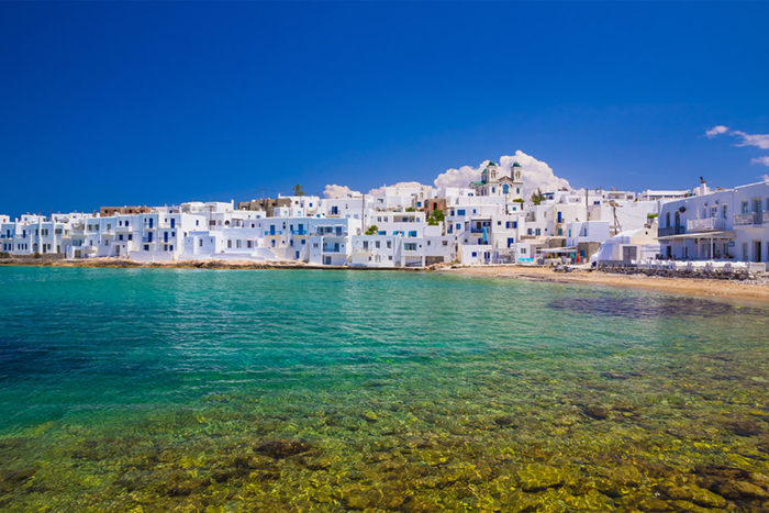 Paros yacht charters