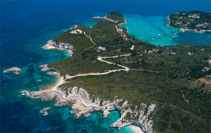 Paxos yacht charters