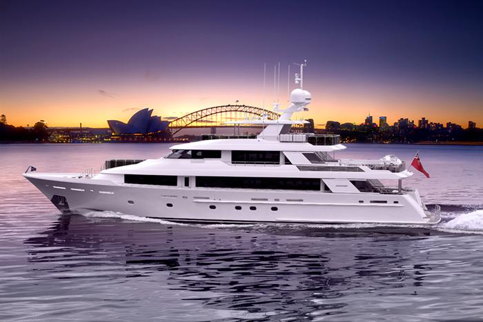 Yacht Pipe Dream profile