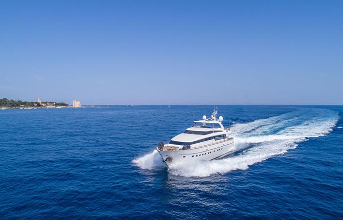 SUD Yacht