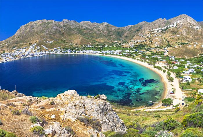 Serifos island yacht charters