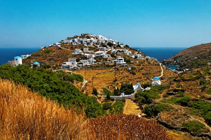 Sifnos island yacht charters