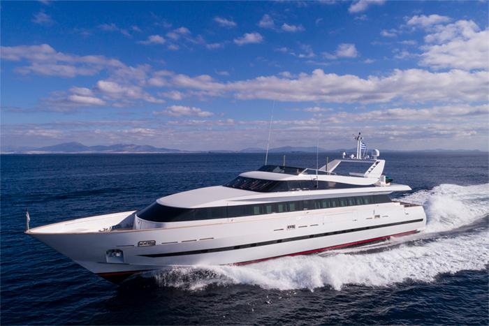 Sole Di Mare Yacht