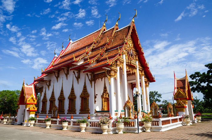 Thailand - Phuket Temple