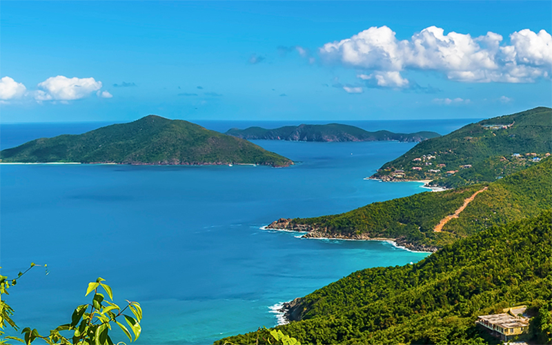 Tortola to Tortola