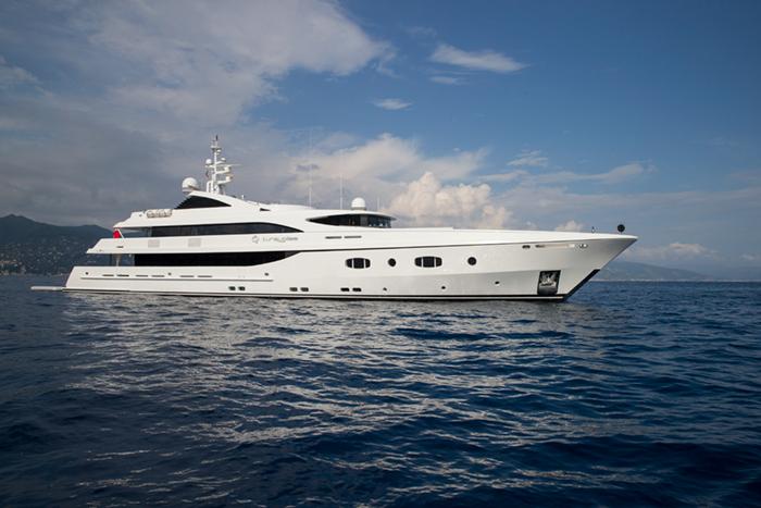 Turquoise Yacht