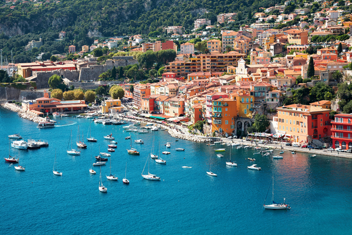 Villefrenche Sur Mer yacht charters