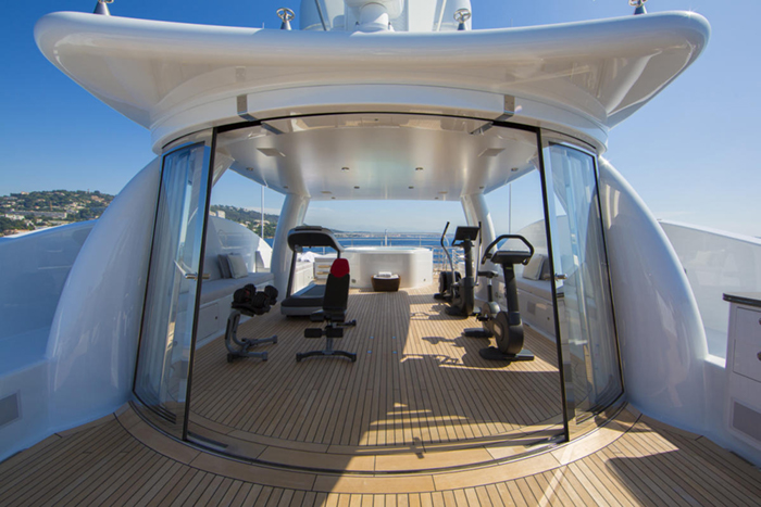 Yacht 4You Gym