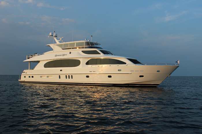Yacht Carbon Copy Profile