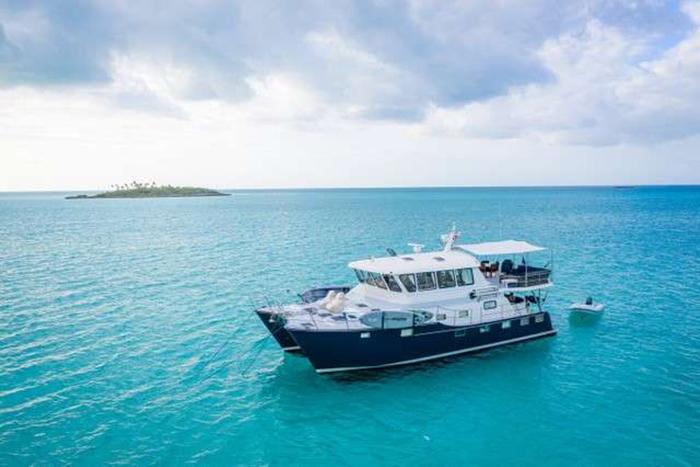 Yacht Giovannino profile