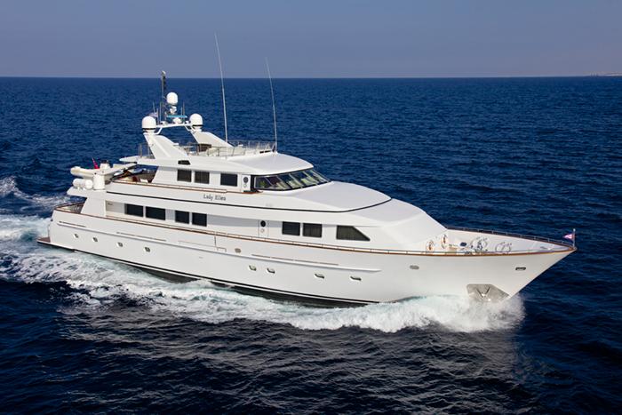 Yacht Lady Ellen