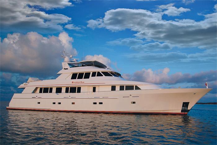 Yacht Murphy