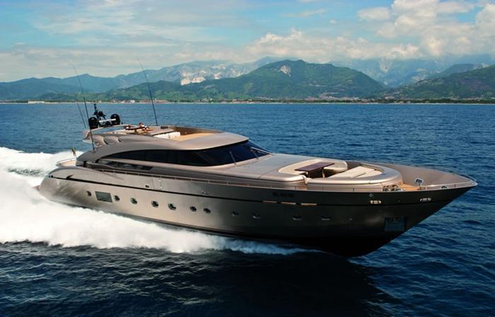 Yacht Musa