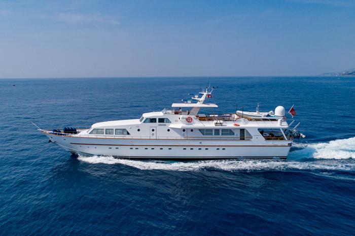 Yacht Nauta