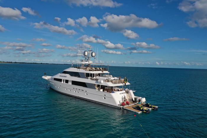 Yacht No Bad Ideas main image