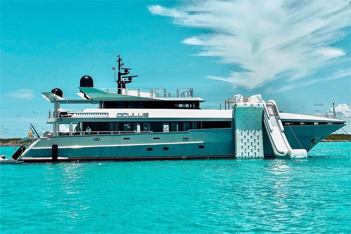 Yacht Oculus main image