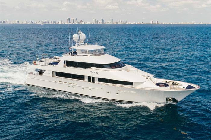 Yacht Plan A Profile
