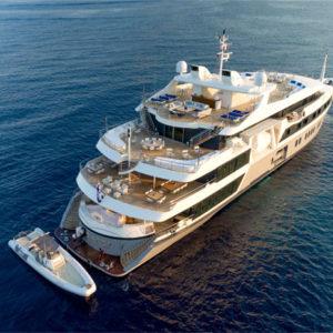 Yacht Serenity 236